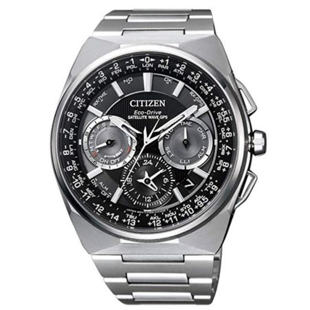 Orologio Citizen Eco Drive Satellite WaveF900 Supertitanium uomo